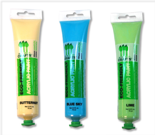 Eco Green Paints