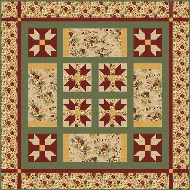 Autumn Colors Quilt