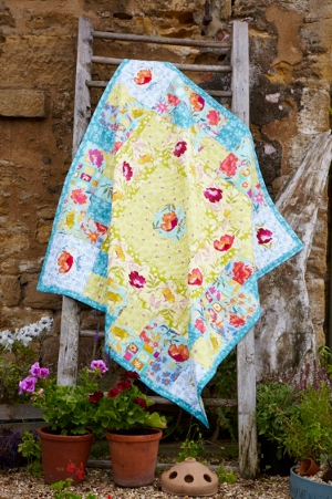 Blooming Spring Quilt