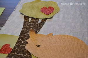 Foxy Applique