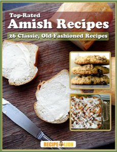 26 Top-Rated Amish Recipes free eCookbook
