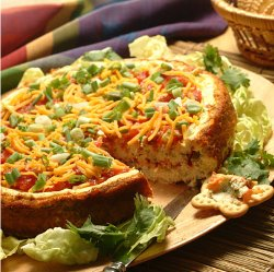 Baked Chile Cheese Spread