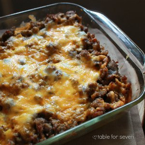 Bed and Breakfast Casserole