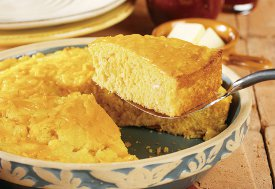 Best Ever Cheesy Cornbread