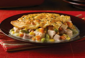 Better Than Mom's Turkey Pot Pie