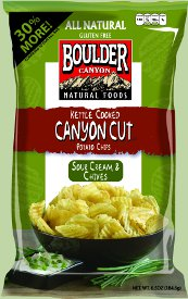 Boulder Canyon Kettle Chips Giveaway