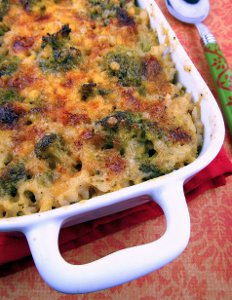 Brocooli Cheese Rice Casserole