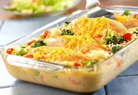 Easy chicken recipes chicken casserole recipes