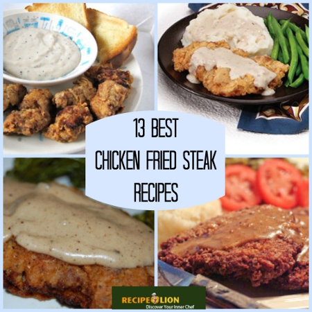Chicken Fried Steak Recipes