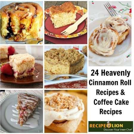 Recipes With Cinnamon