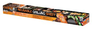 Cookina Barbecue Reusable Cooking Sheet