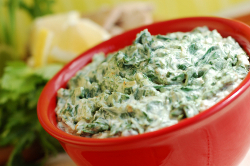Deluxe Spinach Dip
