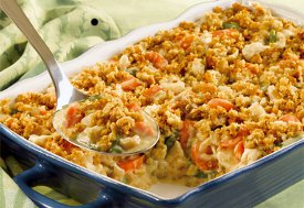 Easy Country Chicken Casserole