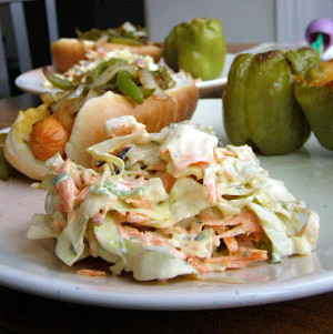 Farm Favorite Ranch Coleslaw