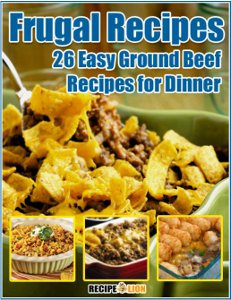 26 Easy Ground Beef Recipes for Dinner free eCookbook