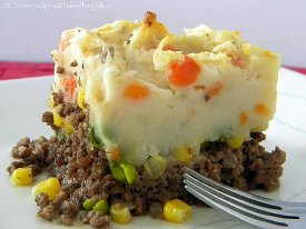 Humble Hillbilly Cottage Pie
