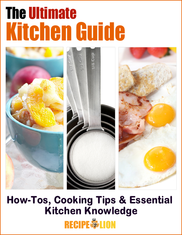 The Ultimate Kitchen Guide Free eCookbook
