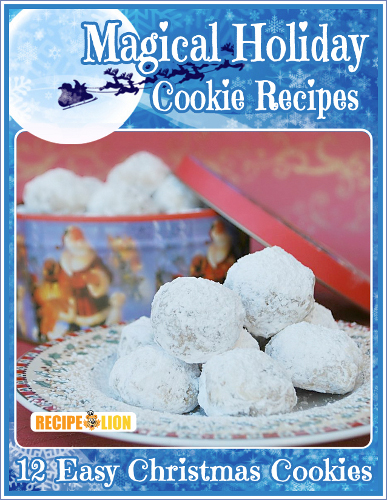 Magical Holiday Cookie Recipes Free eCookbook
