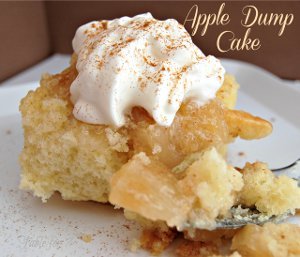 Mom's Best Apple Dump Cake