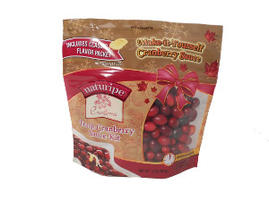 Naturipe Fresh Cranberry Sauce Kit
