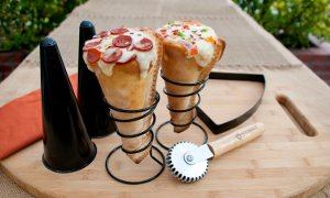 Pizza Cone Review