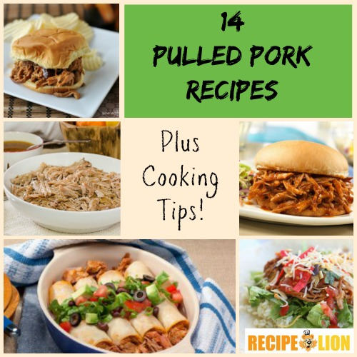 14 Pulled Pork Recipes