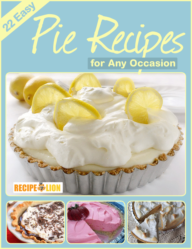 22 Easy Pie Recipes for Any Occasion