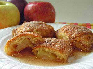 Shortcut Country Apple Dumplings