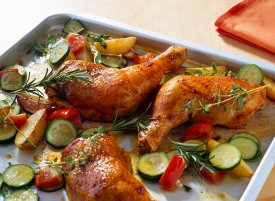 Easy chicken recipes in the oven