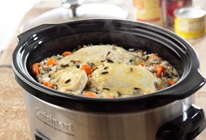 Slow Cooker Chicken