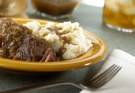 Slow Cooker Melt in Your Mouth Short Ribs