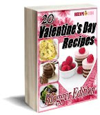 Valentine's Day Recipes eBook
