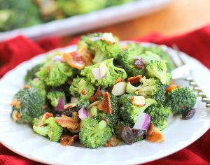 Very Best Broccoli Salad