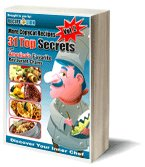 31 Top Secret Restaurant Recipes Free eCookbook | RecipeLion com