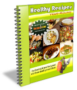 Healthy Recipes All-Year Round eCookbook