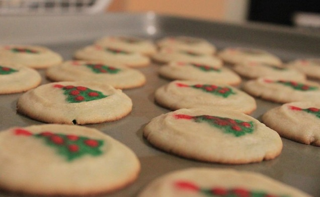 100 Favorite Christmas Cookie Recipes: Santas Wishlist ...