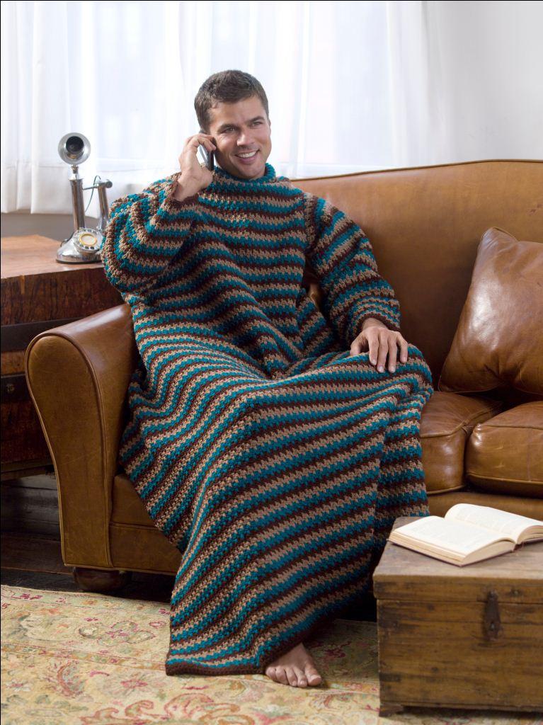 Snuggle Afghan Favecrafts