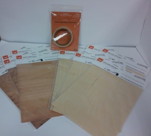 ARC Crafts Wood Paper