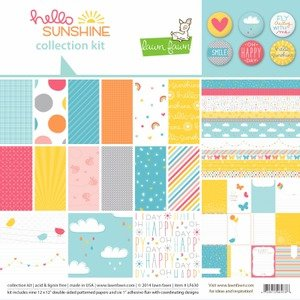 Hello Sunshine Paper Pack