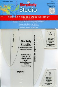 Simpli-Easy Double Wedding Ring