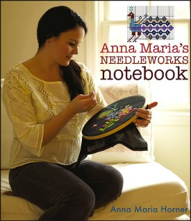 anna maria's needlework notebook