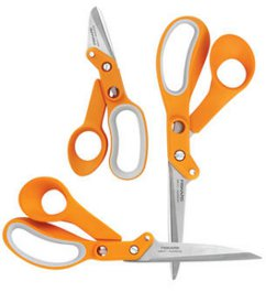 Fiskars Amplify Shears Set