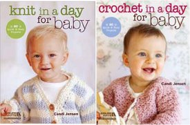 crochet and knit in a day for baby