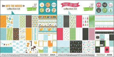 Lawn Fawn Collection Kits
