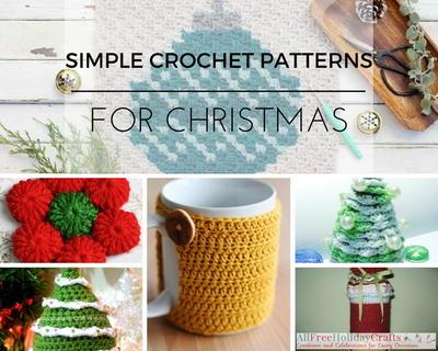 Crochet Poinsettia Ornament Allfreeholidaycrafts Com