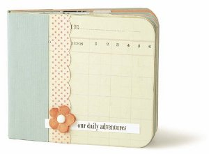 Daily Adventures Mini Album