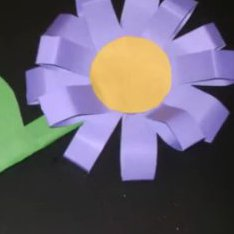Sea Shell Pets Paper Flower