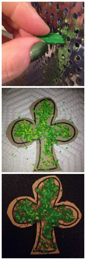 st. pattie's day banner