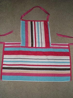 Dish Towel Apron Favecrafts Com