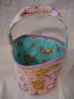 Fabric Easter Basket Step 12-3